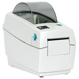 Термотрансферный принтер этикеток Zebra TLP 2824 Plus (282P-101120-000)