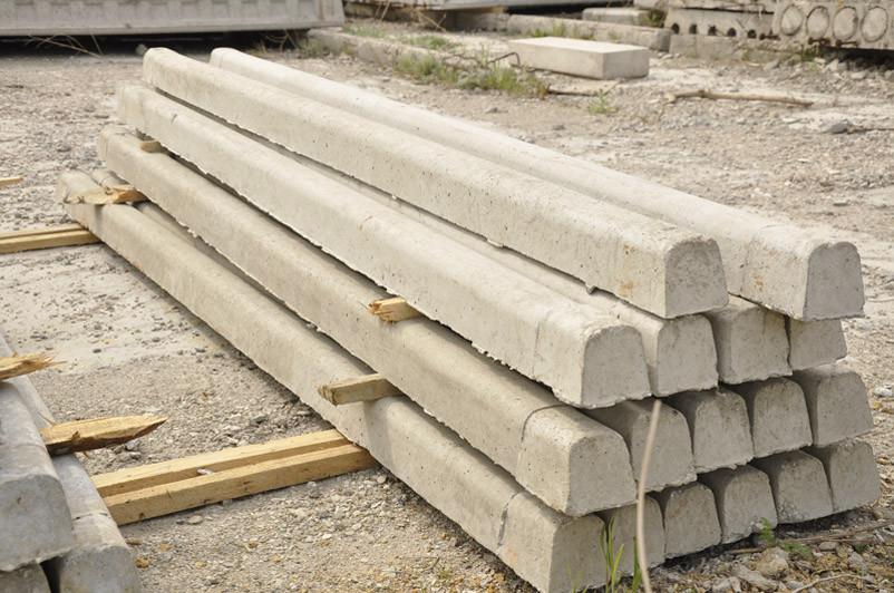 Купить столб из бетона бетон заказать с доставкой в рязани