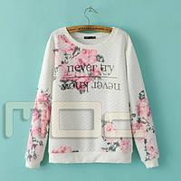 Женский свитер Never Try/Know, фото 1
