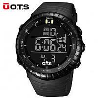2 цвета Оригинальные  часы OTS LED OTS7005