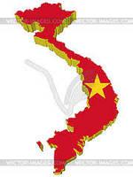 Доставка сборных грузов  из Вьетнама