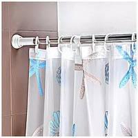 Карниз для штор в ванную комнату 140 -260 см
