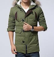 Зимняя хлопковая куртка