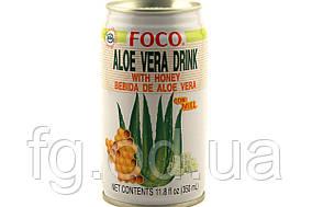 Натуральный напиток Алоэ Вера с медом Foco