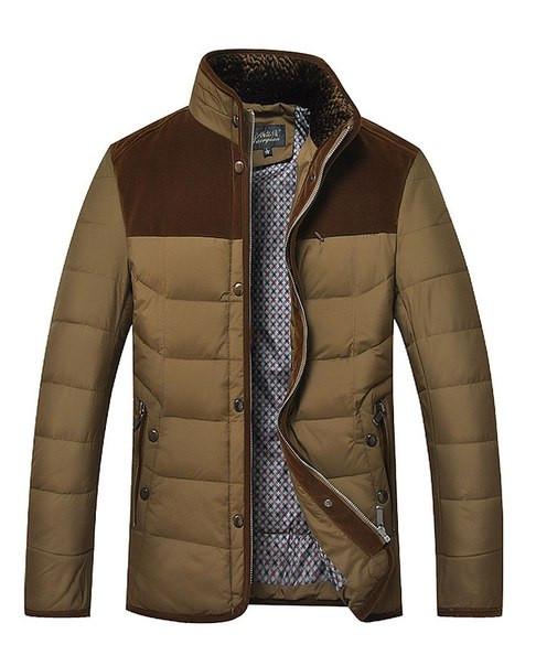 Мужской зимняя куртка