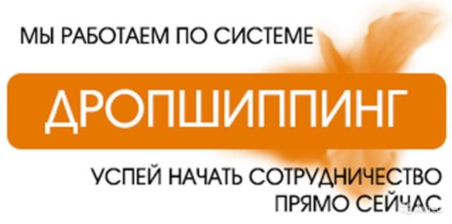 Дропшиппинг с интернет-магазином Zevstorg