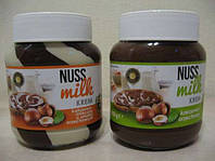Шоколадний крем (паста) NUSS milk 400 гр