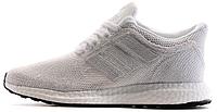 Мужские кроссовки Adidas FutureCraft (адидас) белые