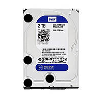 Жесткий диск Western Digital Blue 2TB 5400rpm 64MB