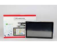 Автомобильный GPS навигатор 7008, GPS навигатор 800Mhz 4gb, навигатор автомобильный 7 дюймов