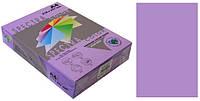 """Бумага цветная формат А4 плотность 160 Фиолетовая интенсив  """"Spectra"""" Taro 274"""