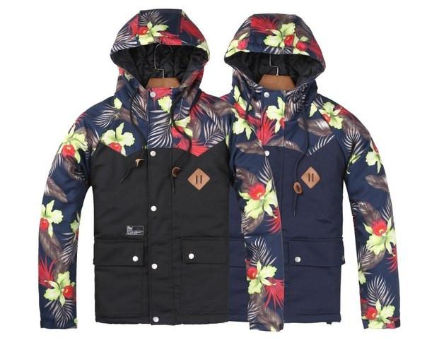 Хлопковая куртка Supreme