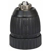 Патрон для дрели Bosch быстрозажимной 1-10мм 3/8, 2608572068