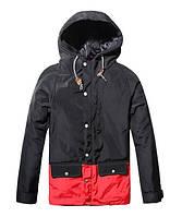 Куртка Черно-Красная, фото 1