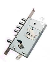Перекодируемый врезной замок Mottura 54J797 My Key