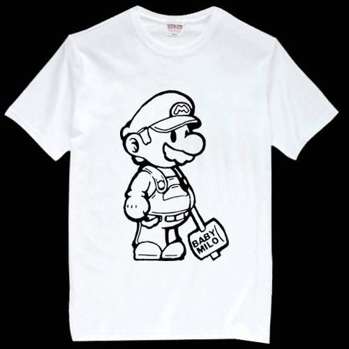 Футболка Super Mario
