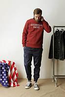Мужские штаны на резинках с карманами Jogger