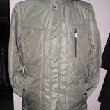 Куртка мужская  демисезонная бежевая MOC(50 и 52 разм)