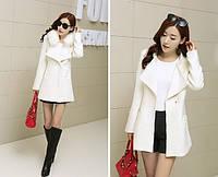Женское пальто с мехом, фото 1