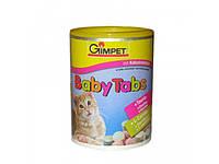 Gimpet (Джимпет) BABY TABS 250 шт. витамины д/котят (с молозивом)