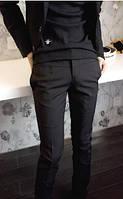 Мужские приталенные брюки, фото 1