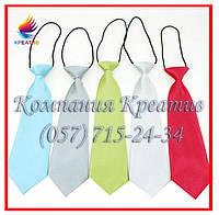 Детские галстуки под заказ с Вашим логотипом (от 50 шт) с НДС