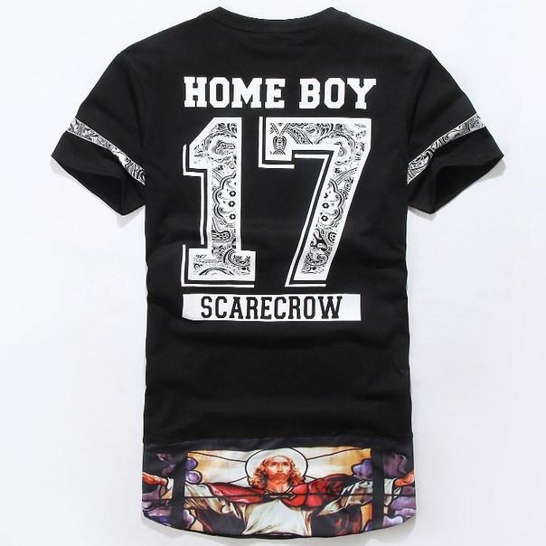 Футболка MSC HOME BOY SCARECROW 17