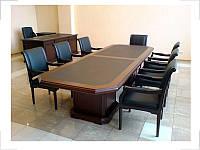 Стол конференционный YFT166 (L=2400 мм).