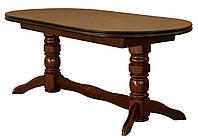 Стол обеденный раскладной СТ №9 цвет Орех (240/280х100 см)