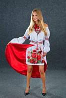 Украинский костюм женский стилизованный, Киев, Днепр, Харьков, Одесса