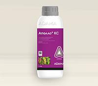 Аполло інсекто-акарицид  для  боротьби з кліщами на винограді (на яблуні, винограді, полуниці, сої) 1л