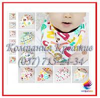 Детские шейные платки с Вашим логотипом (под заказ от 100 шт)