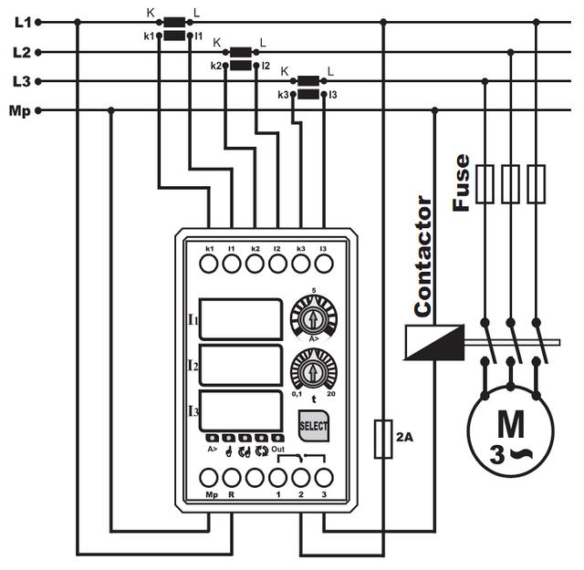 реле тока, реле ограничения максимального тока, реле ограничения тока, реле приоритета
