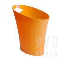 Ведро для бумаг Trento 5л оранжевое