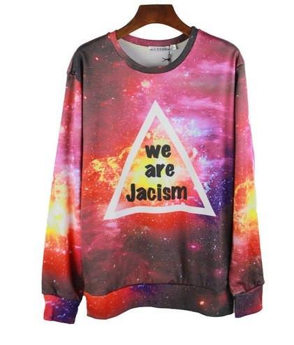 Свитшот We are Jacism