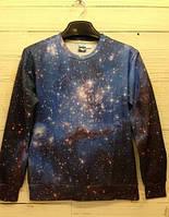 Свитшот темный космос