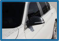 BMW 4 SD F32 Накладки на зеркала Omsa (Натур.карбон) 2 шт.