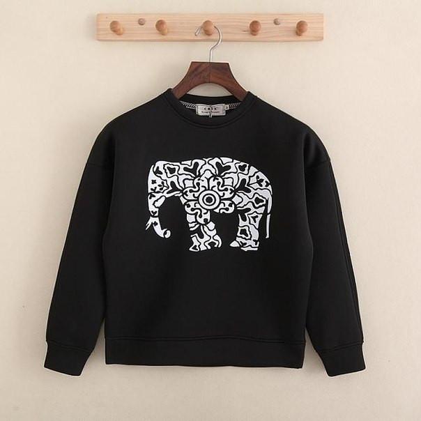 Свитшот Слон