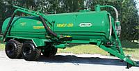 МЖУ-20 Машина для внесения жидких органических удобрений (бочка для транспортировки навоза)
