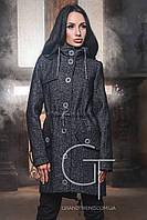 Модное женское пальто Х-Woyz с капюшоном