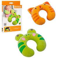 Надувная подушка-подголовник для детей INTEX 68678