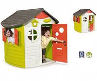 Дом лесника со ставнями и ключом (310263)