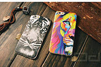 Чехол для iPhone Tiger&Lion