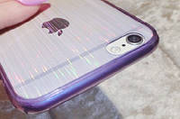 Чехол с переливающем цветом для iPhone 5/5s, 6/6plus, фото 1