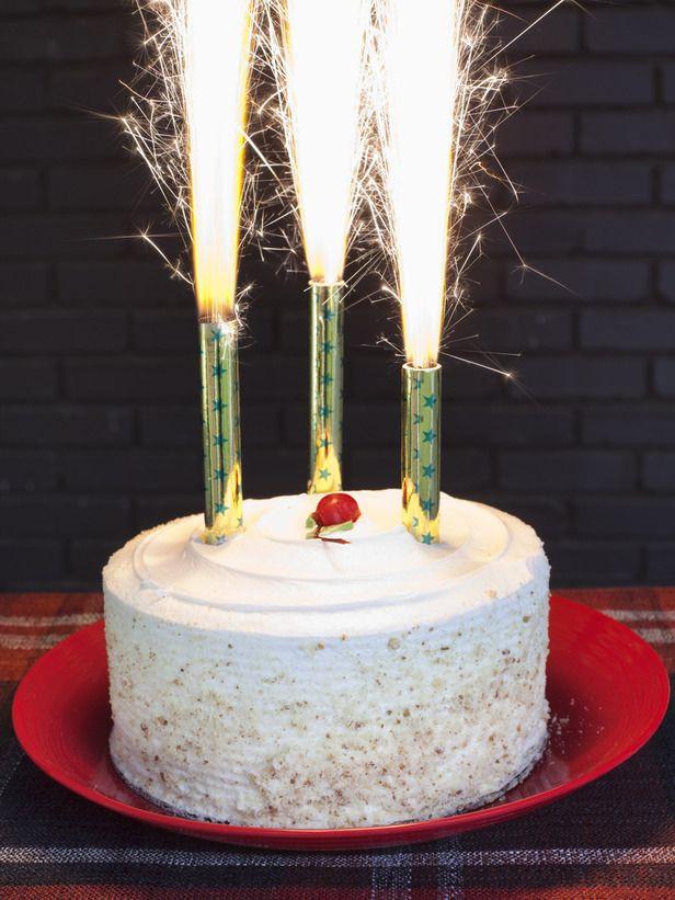 фейерверки для торта