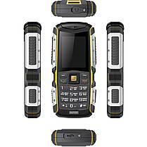 Мобильный телефон ASTRO A200 RX Blaсk-Yellow, фото 3
