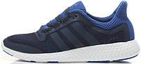Мужские кроссовки Adidas Pure Boost Chill Dark Blue, адидас