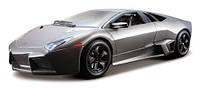 Авто-конструктор - LAMBORGHINI REVENTON (матовый белый, серый металлик, 1:24) (18-25081)