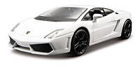 Автомодель - LAMBORGHINI GALLARDO LP560-4 (2008), (ассорти белый,  светло-зеленый металлик, 1:32) (18-43020)