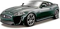 Авто-конструктор - JAGUAR XKR-S (темно-зеленый, 1:24) (18-25118)